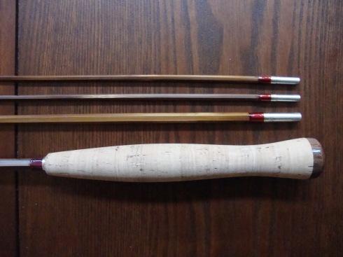 Tenkara Bamboo Fly rod Handle