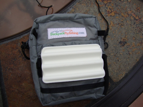 Ultralight Fly Fishing Pack